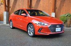 5 lưu ý trước khi chọn mua xe Hyundai Elantra 2017