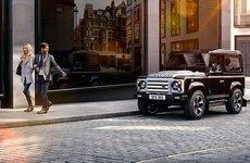 Chiêm ngưỡng Land Rover Defender Overfinch độ bản đặc biệt