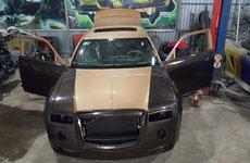 Bất ngờ trước Rolls Royce made-in-Vietnam chỉ 200 triệu đồng