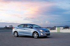 Triệu hồi 64.500 xe Hyundai Elantra do lỗi đèn phanh