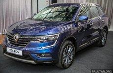 Renault Koleos chính thức ra mắt thị trường Malaysia