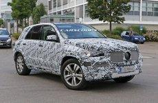 Mercedes GLE 2019 tiếp tục chạy thử, chuẩn bị đối đầu BMW X5