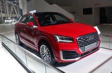 Audi Q2 sẽ gia nhập thị trường Trung Quốc vào cuối năm nay