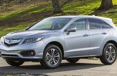 Acura cán mốc doanh số 500.000 xe tại Canada