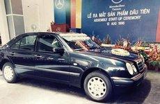 Chiếc Mercedes đầu tiên tại Việt Nam và những điều bạn chưa biết