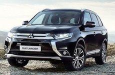 Đánh giá xe Mitsubishi Outlander 2017