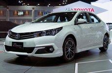 Phiên bản Toyota Corolla ESport mới ra mắt thị trường Thái Lan