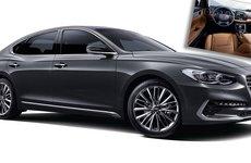 Hyundai Azera/Grandeur 2017 chính thức ra mắt