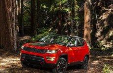 Jeep Compass chuẩn bị lên kệ bản off-road
