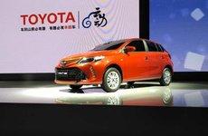 Toyota Vios hatchback và Yaris L sedan 2017: Xe 'thửa' riêng cho Trung Quốc