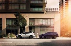 Hyundai chuẩn bị nâng cấp Santa Fe, Tucson và ra mắt mẫu CUV mới