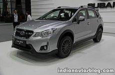Subaru XV 2017 facelift tái xuất Triển lãm Thái Lan, giá 915 triệu Đồng