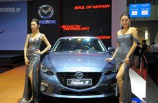 Tháng 11/2016: Doanh số bán xe Mazda3 đạt gần 1.200 chiếc, tăng 79%