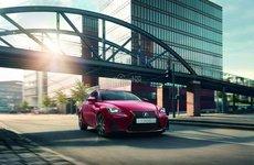 Lexus IS 2017 bắt đầu nhận đặt hàng tại Anh với giá từ 29.995 bảng