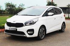 Kia Rondo 2017 facelift có giá từ 654 triệu tại Việt Nam