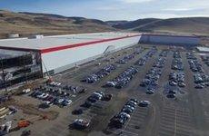Thêm hình ảnh về siêu nhà máy GigaFactory của Tesla