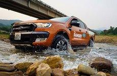 Gần 15.000 xe Ford Ranger bị triệu hồi tại Việt Nam do lỗi khóa ghế sau