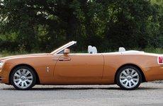 Năm 2016: Rolls-Royce lập kỷ lục doanh số mới