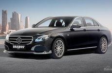 Mercedes-Benz E-Class đẹp bóng bẩy qua tay độ Brabus
