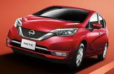 Sau Nhật Bản, Nissan Note hoàn toàn mới ra mắt tại Thái Lan
