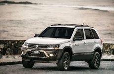 Suzuki Grand Vitara thế hệ tiếp theo sẽ là chiếc crossover đúng nghĩa