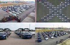 Tesla Model S và Model X lập kỷ lục thế giới tại Trung Quốc