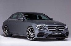 Tinh tế như Mercedes-Benz E-Class 2017 độ Lorinser