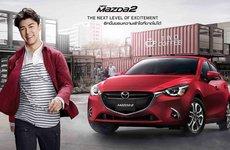 Mazda2 2017 có giá từ 345 triệu đồng tại Thái Lan