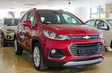 Đánh giá xe Chevrolet Trax 2017