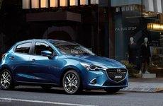 Mazda2 2017 facelift lộ diện trước giờ G