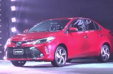 Toyota Vios sẽ ra mắt thị trường Ấn Độ vào năm 2018