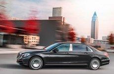 Mercedes-Maybach S 400 và S 500 ra mắt người tiêu dùng Việt trong chiều nay
