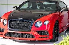 Bentley Continental Supersports 'đáp' thị trường Australia