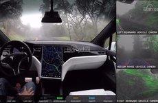Chi tiết bản nâng cấp hệ thống Tesla Autopilot 8.1 mới
