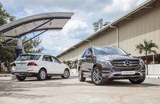 Mercedes-Benz GLE tại Việt Nam bổ sung thêm hộp số 9G-TRONIC, giá không đổi