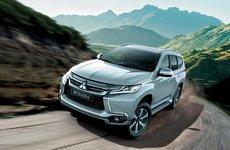 Đánh giá xe Mitsubishi Pajero Sport 2017-2018