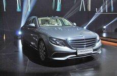 Mercedes-Benz E-Class lắp ráp tại Malaysia rẻ hơn xe nhập khẩu tương đương 240 triệu đồng