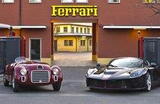 Nhìn lại 70 năm của hãng siêu xe Ferrari