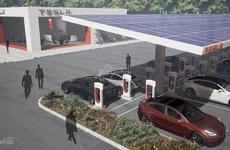 Để chào đón Model 3, Tesla mở gấp đôi số lượng trạm sạc trên toàn thế giới