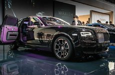 Các mẫu xe siêu sang Rolls-Royce đồng loạt giảm giá