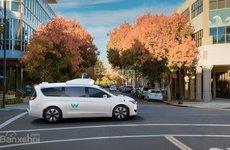 Google thử nghiệm thêm 500 xe tự hành Chrysler Pacifica