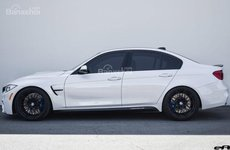 Chiêm ngưỡng BMW M3 ZCP màu trắng khoáng tuyệt đẹp