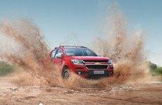 Đánh giá xe Chevrolet Colorado 2017