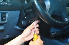 Hướng dẫn các bước tự thay thế túi khí trên xe ô tô