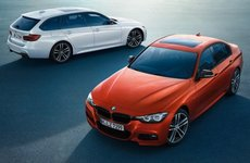 BMW 3-Series 2018 có thêm hàng loạt phiên bản đặc biệt