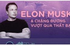 Elon Musk - Iron Man đời thực và chặng đường sáng tạo nên 'đế chế' xe điện Tesla