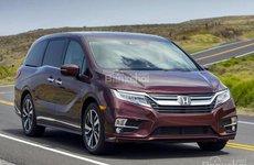 Đánh giá xe Honda Odyssey 2018 về nội ngoại thất, ưu nhược điểm