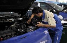 Kiểm tra ô tô miễn phí - Vi vu đón hè cùng Hyundai