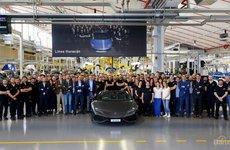 Chiếc Lamborghini Huracan thứ 8.000 xuất xưởng