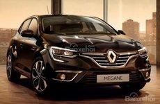 Vén màn Renault Megane AKAJU 2017 bản đặc biệt